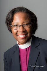 Bishop Jennifer  Baskerville-Burrows