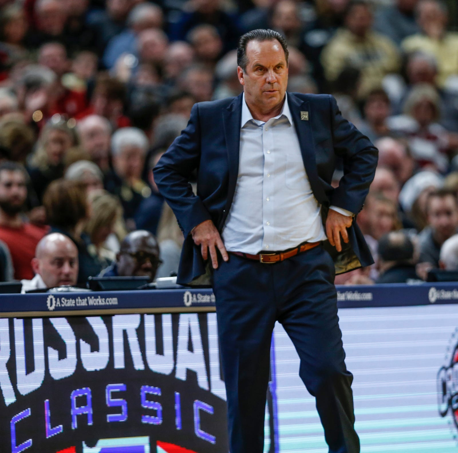 Where does college transfer rule go from here? Notre Dame's Mike Brey tries to light the way