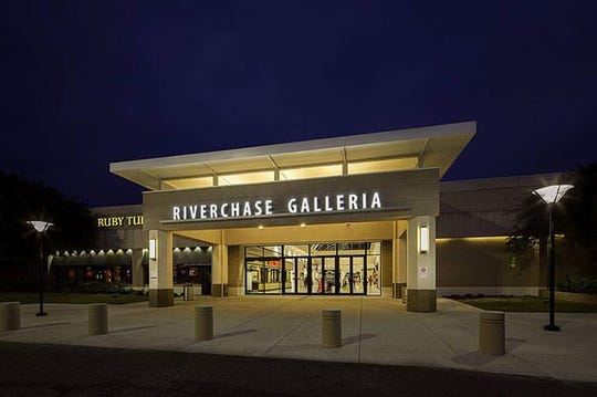 The Riverchase Galleria is a popular shopping mall in Hoover, Alabama. Check it out if you're in town for the SEC Baseball Tournament.