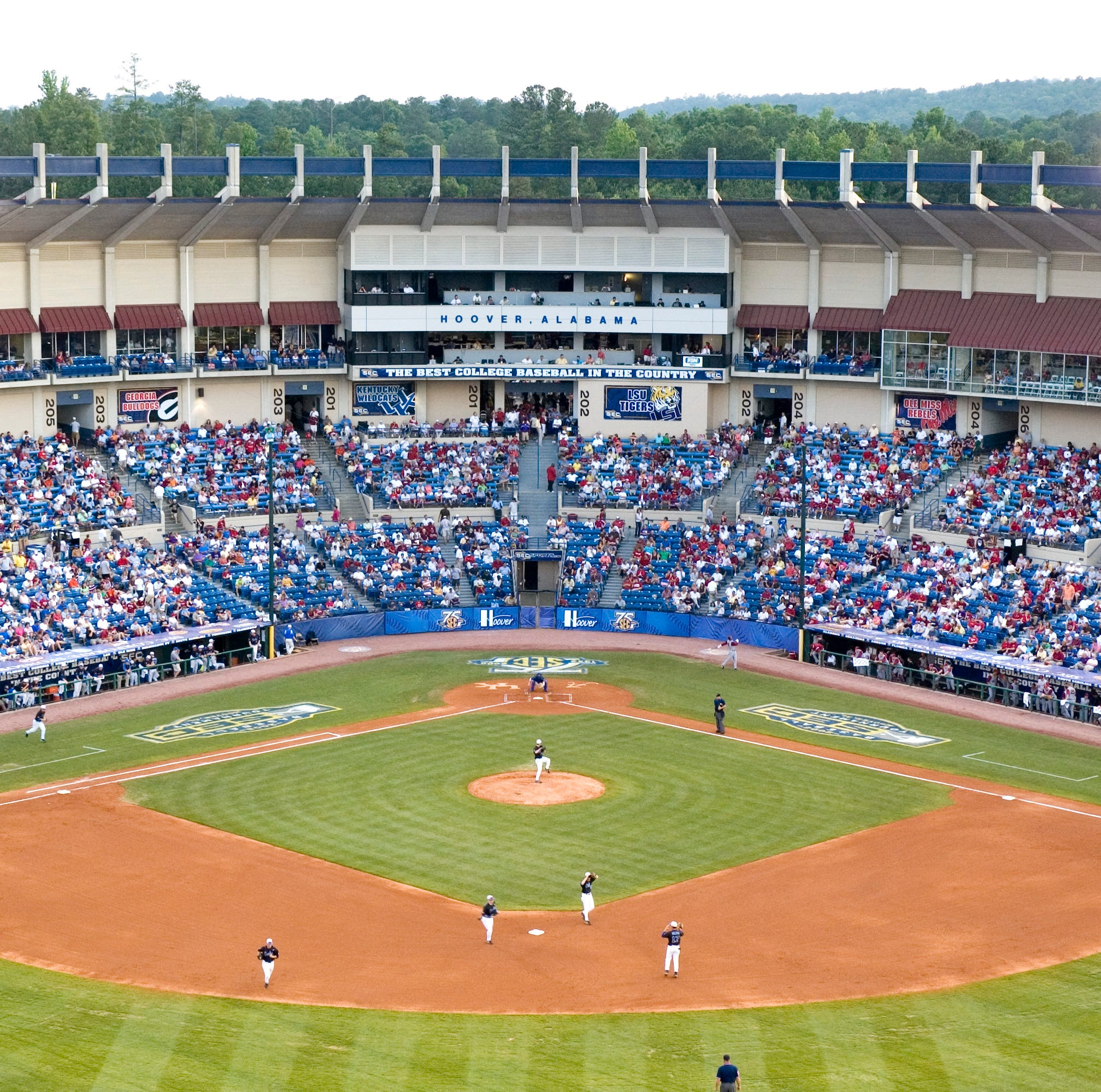 Heading to Hoover? What to do, where to eat during SEC Baseball Tournament