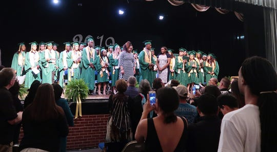 JCM Early College High School held graduation ceremony for their class of 2019, Saturday, May 18.