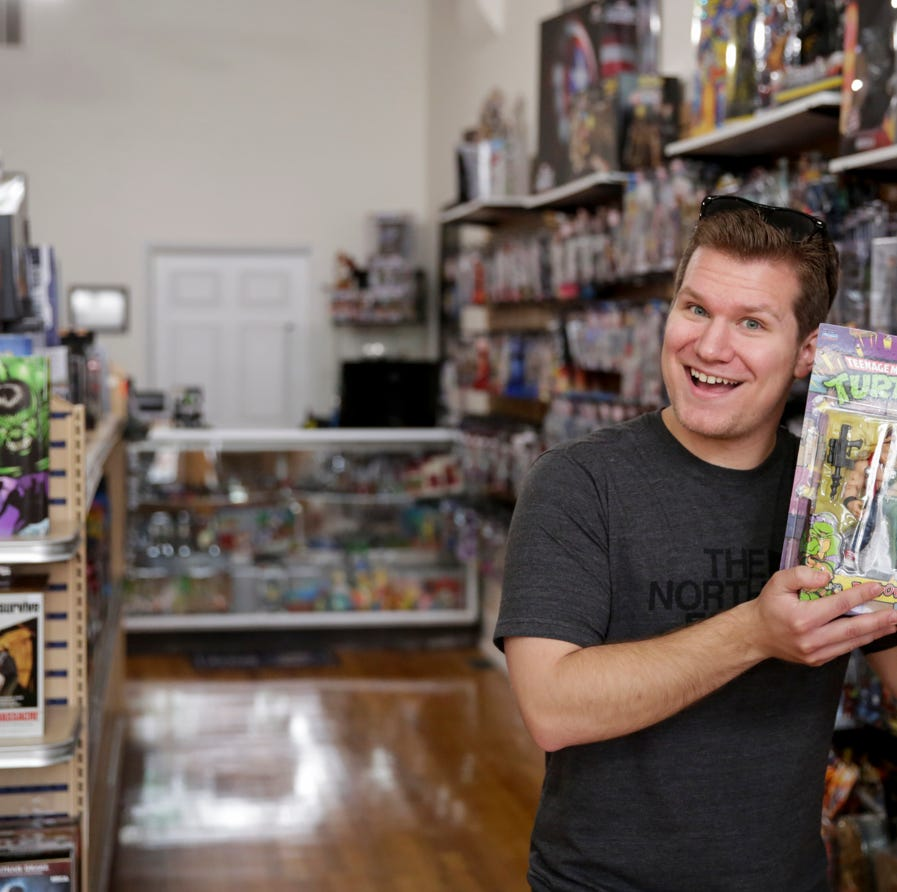 Infinity Toys and Collectibles finds success in downtown Lafayette