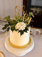 Sweet E's Bakeshop makes custom cakes for parties and showers.
