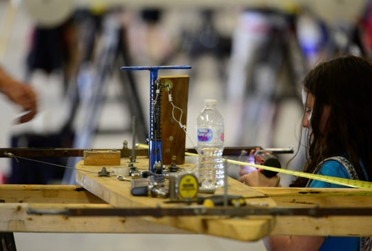 Racers gathered Sunday to build their cars ahead of the North Central Ohio Soap Box Derby, which takes place on June 22.