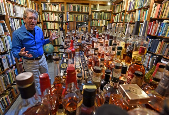 Tim Berra Ph.D., a professor emeritus of evolution, ecology and organismal biology at The Ohio State University, has a passion for the complexity and history of bourbon and has penned a book on the subject.