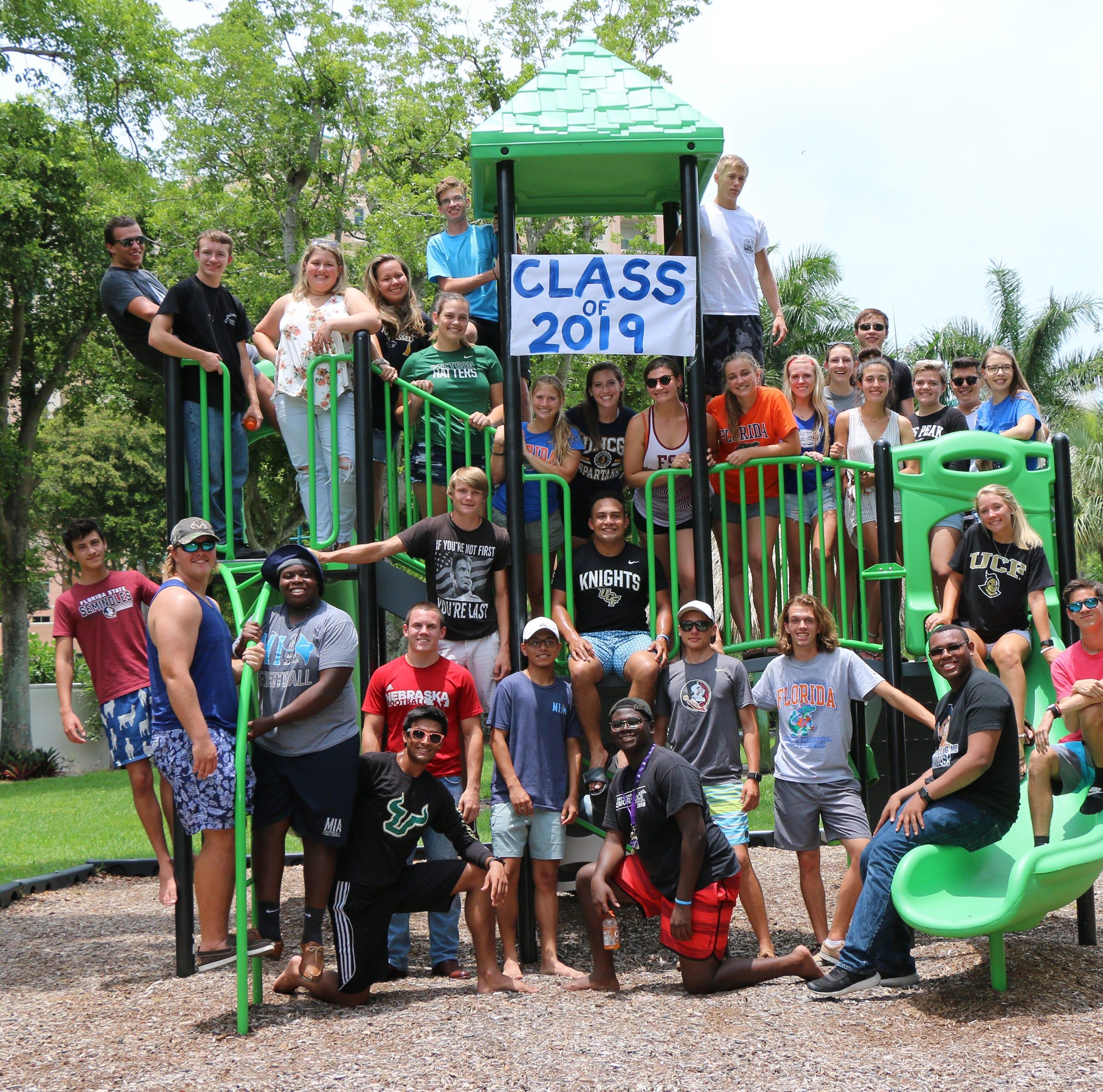 Social Scene: MIA senior picnic