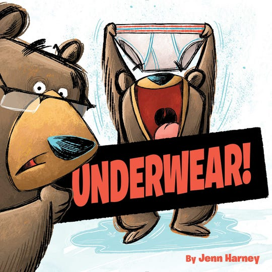 """Underwear!"" by Jenn Harney"
