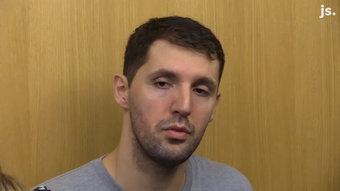 Bucks forward Nikola Mirotic reflects on what can be gained from the Bucks' double-overtime loss to the Toronto Raptors in Game 3.