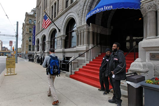Taxes from guests at Wisconsin hotels, such as the Hilton Garden Inn Milwaukee Downtown, are increasing, which provides more money to attract tourists.