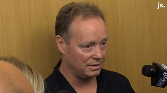 Bucks head coach Mike Budenholzer discusses how the team responded to losses during the regular season and how they regroup for Game 4.