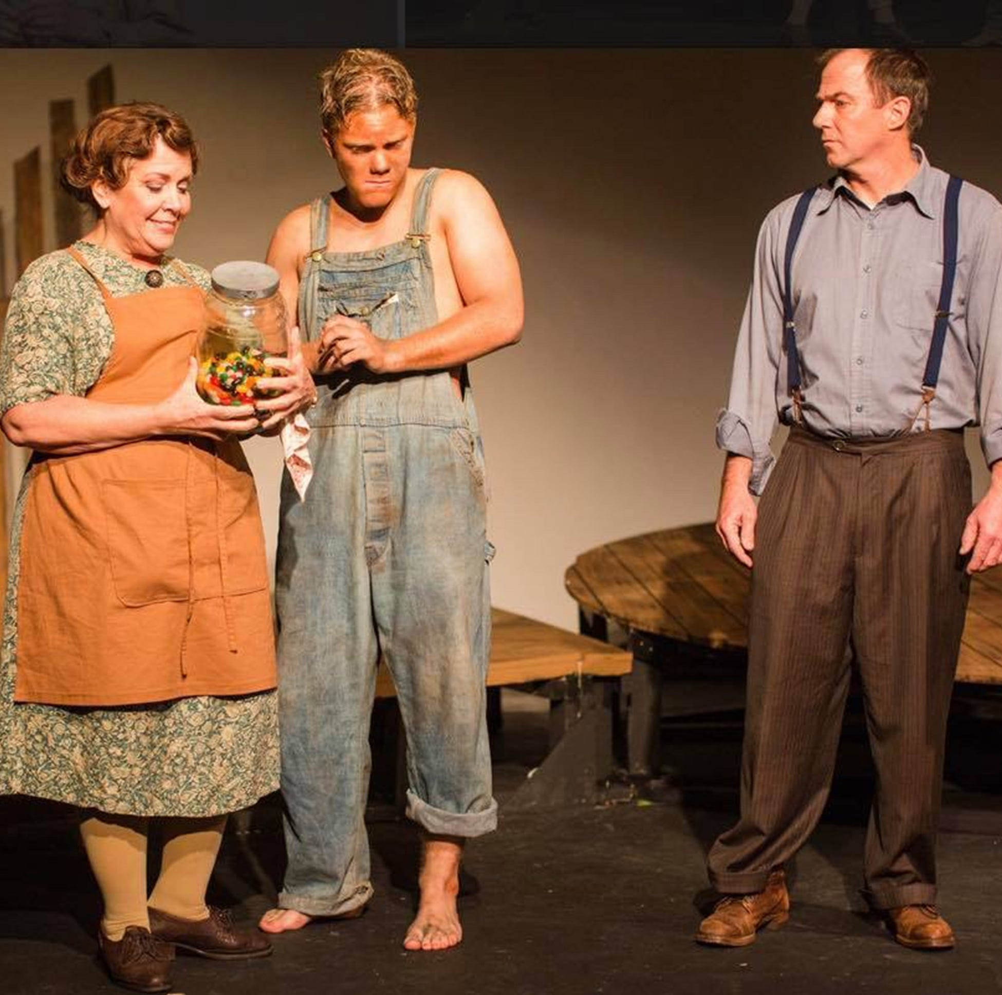 Taking show on the road: Wetumpka Depot Players' Diviners at National Theatre Festival