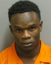 Marquel Peterson was charged with two counts of second-degree assault.