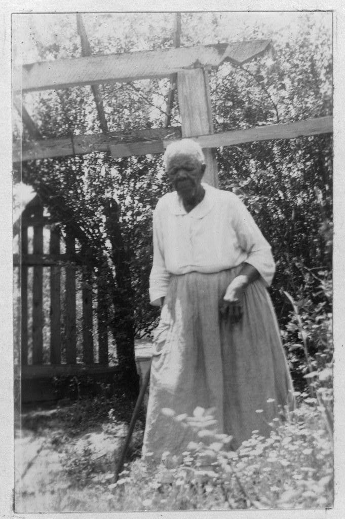 Delia Garlic was born in Virginia into slavery. She was later sold to Georgia and then Louisiana, and recounted repeated instances of abuse to interviewers with the WPA in 1937. Garlic married while a slave, but her husband was sold from the plantation.