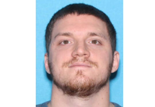 A manhunt  is underway for Grady Wayne Wilkes, 29, after police say he shot and killed one officer and wounded two others.