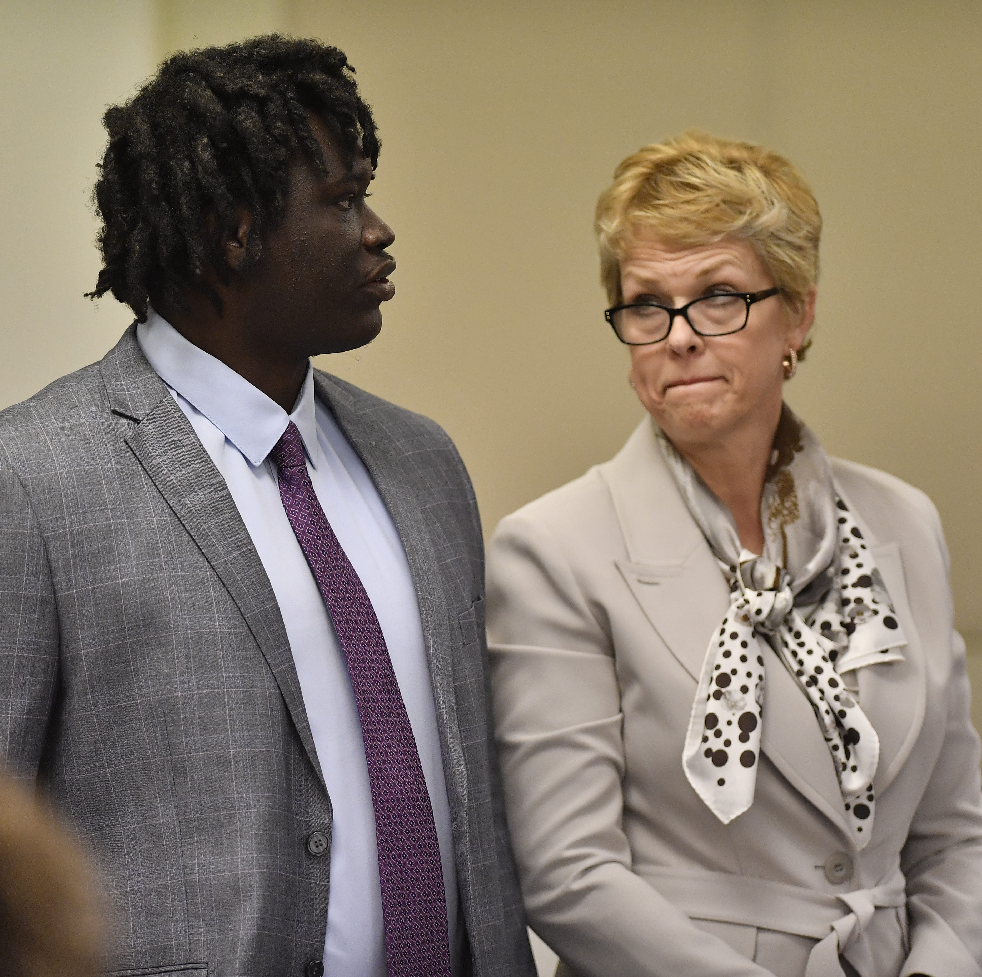Emanuel Samson wanted to kill 'a minimum of 10 white churchgoers,' prosecutor says at trial