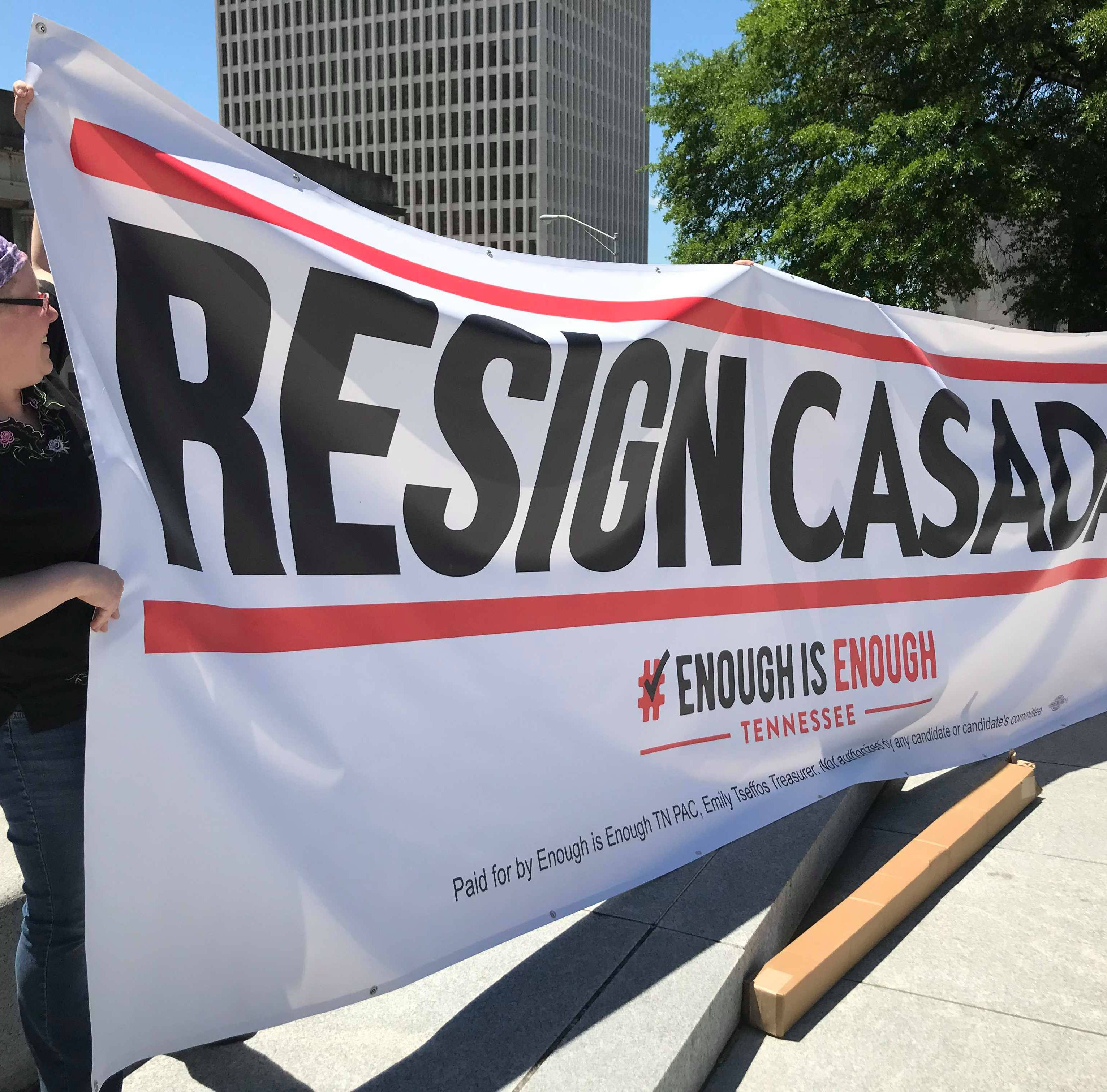 Victor Ashe: What happens next after Casada resigns?