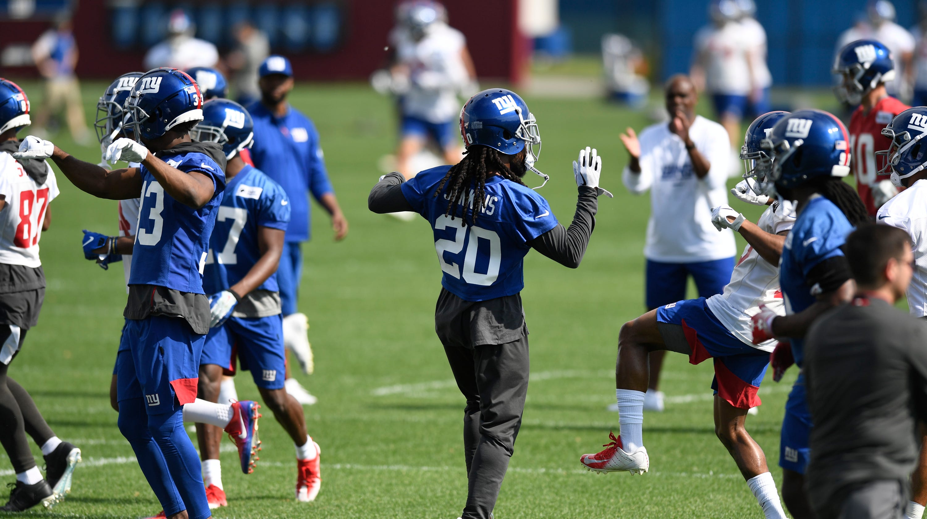 5bcd9065 NY Giants: 5 takeaways from kickoff of OTA practices