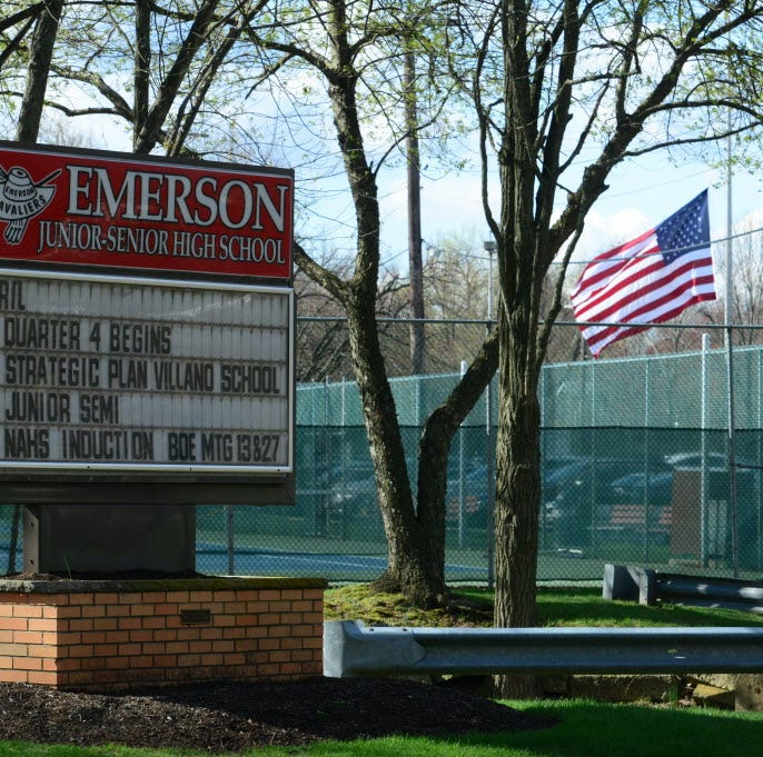 Anti-Semitic graffiti, including swastika, found at Emerson high school