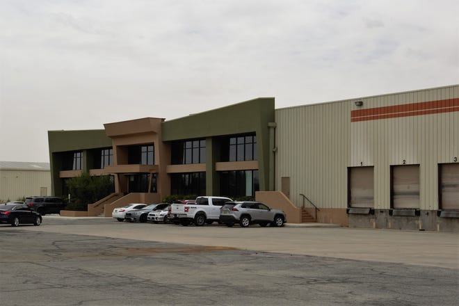 Rich Global Hemp has opened offices and production facilities at 4884 S. Main Street in Las Cruces. Seen on Monday, May 20, 2019.