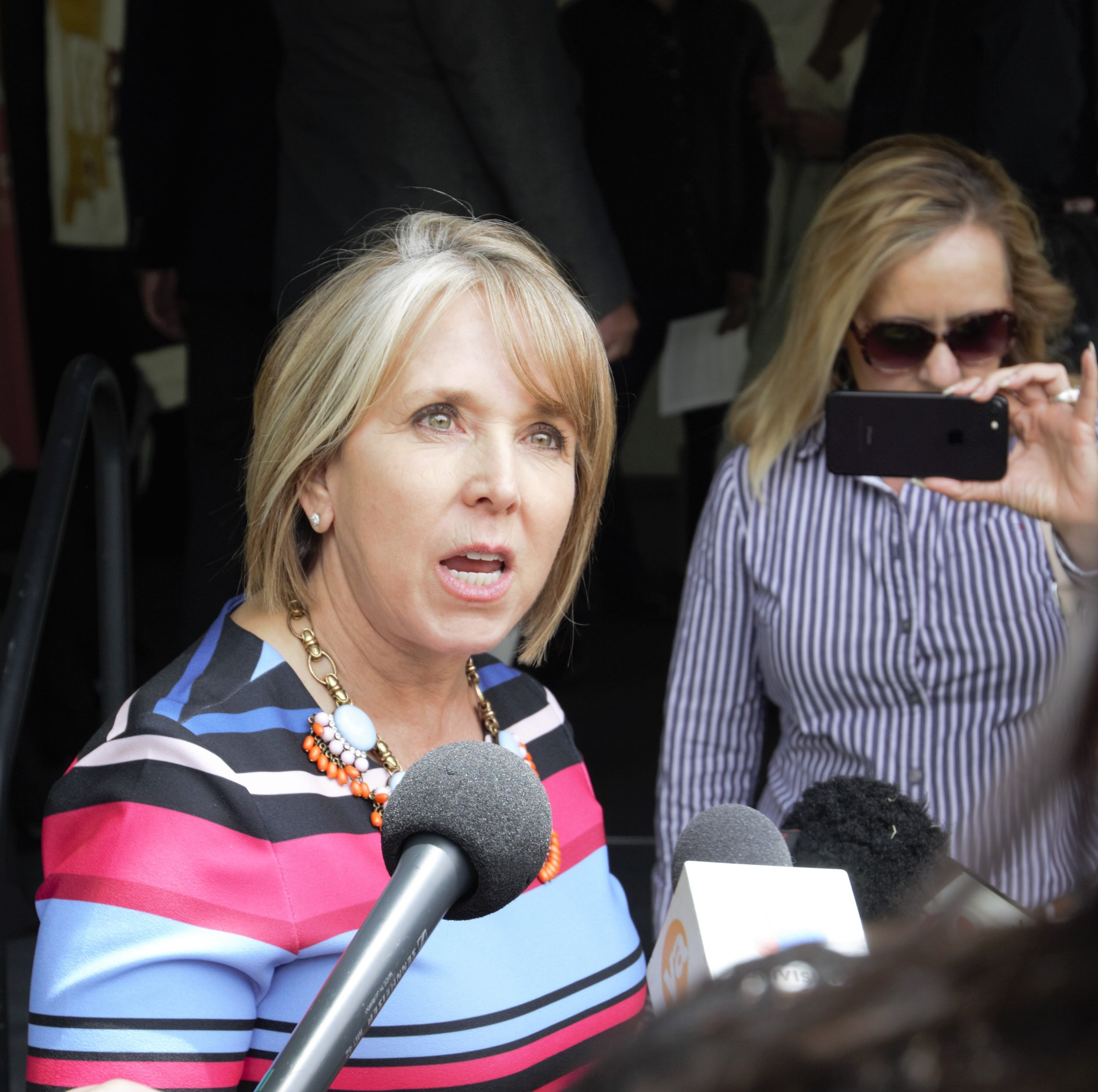 Lujan Grisham seeks federal reimbursement for cities providing for migrants