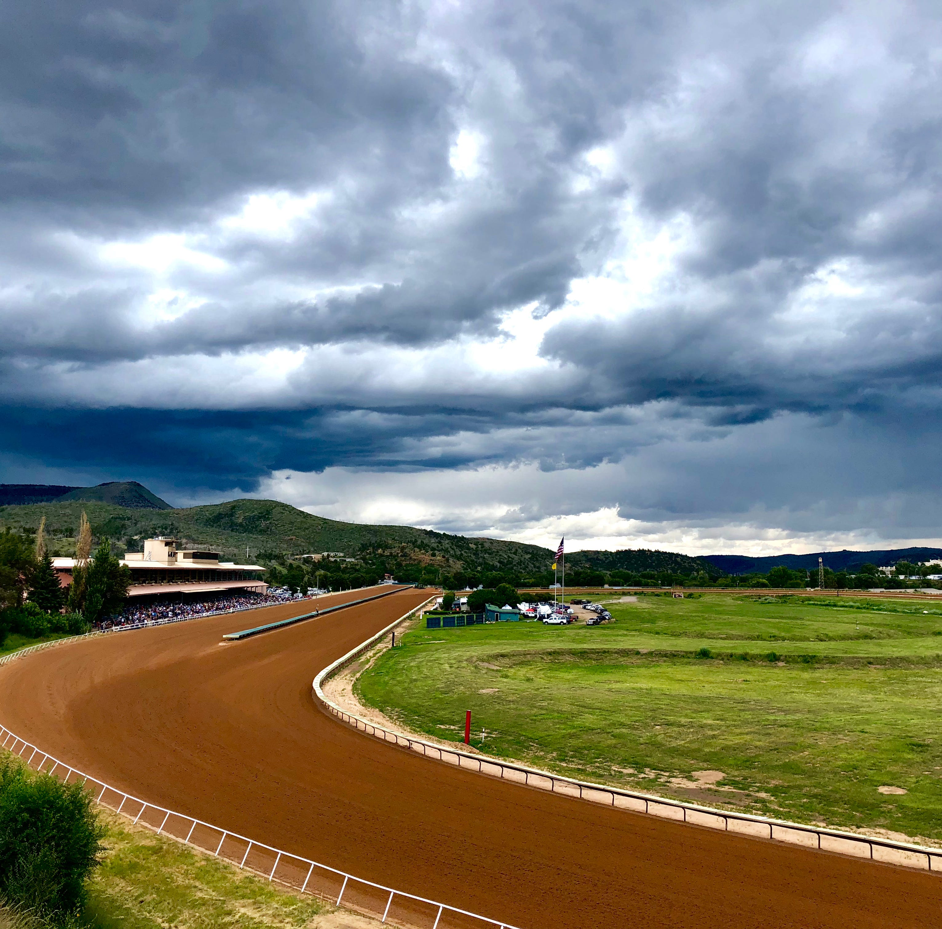 Ruidoso Downs Race Track: Live updates from the Futurity trials