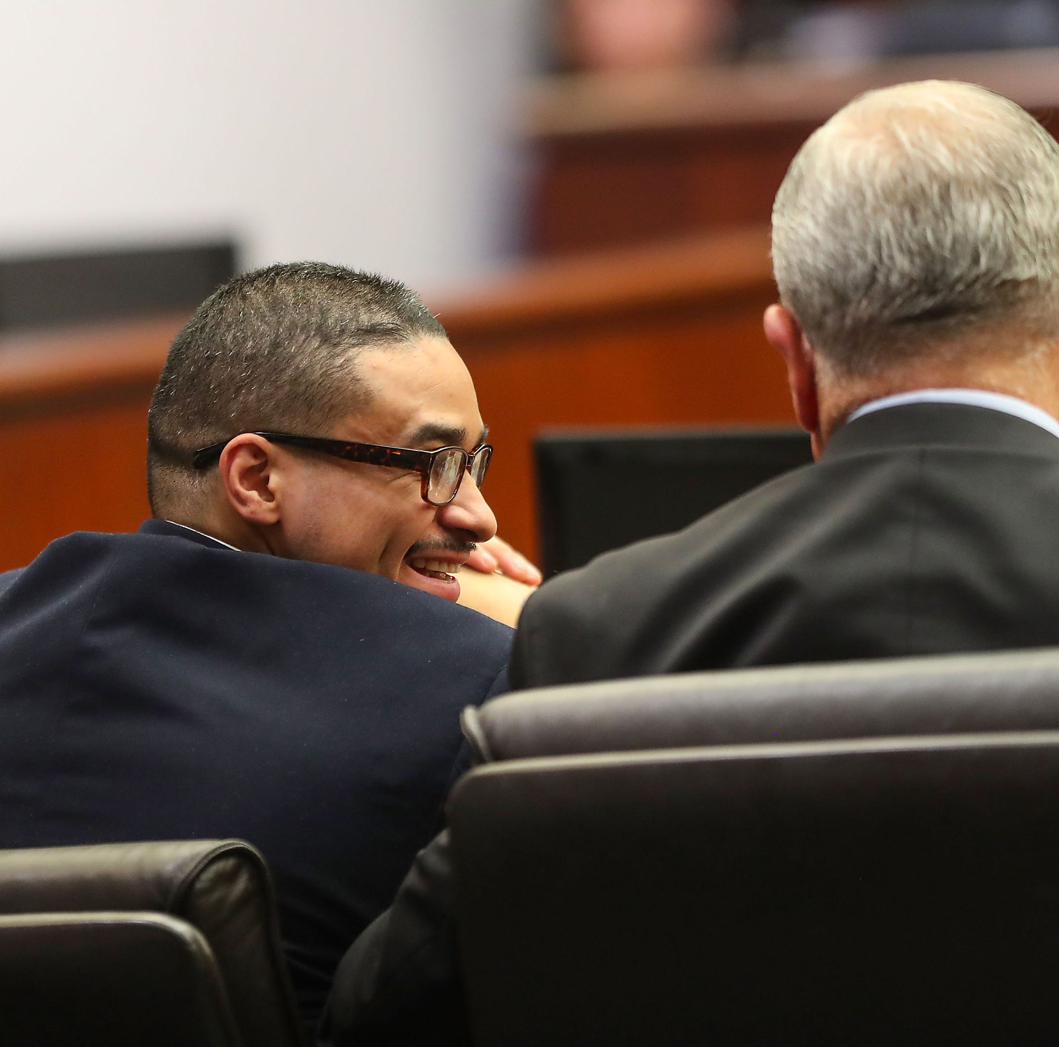 John Hernandez Felix found guilty on all counts in Palm Springs police murder trial