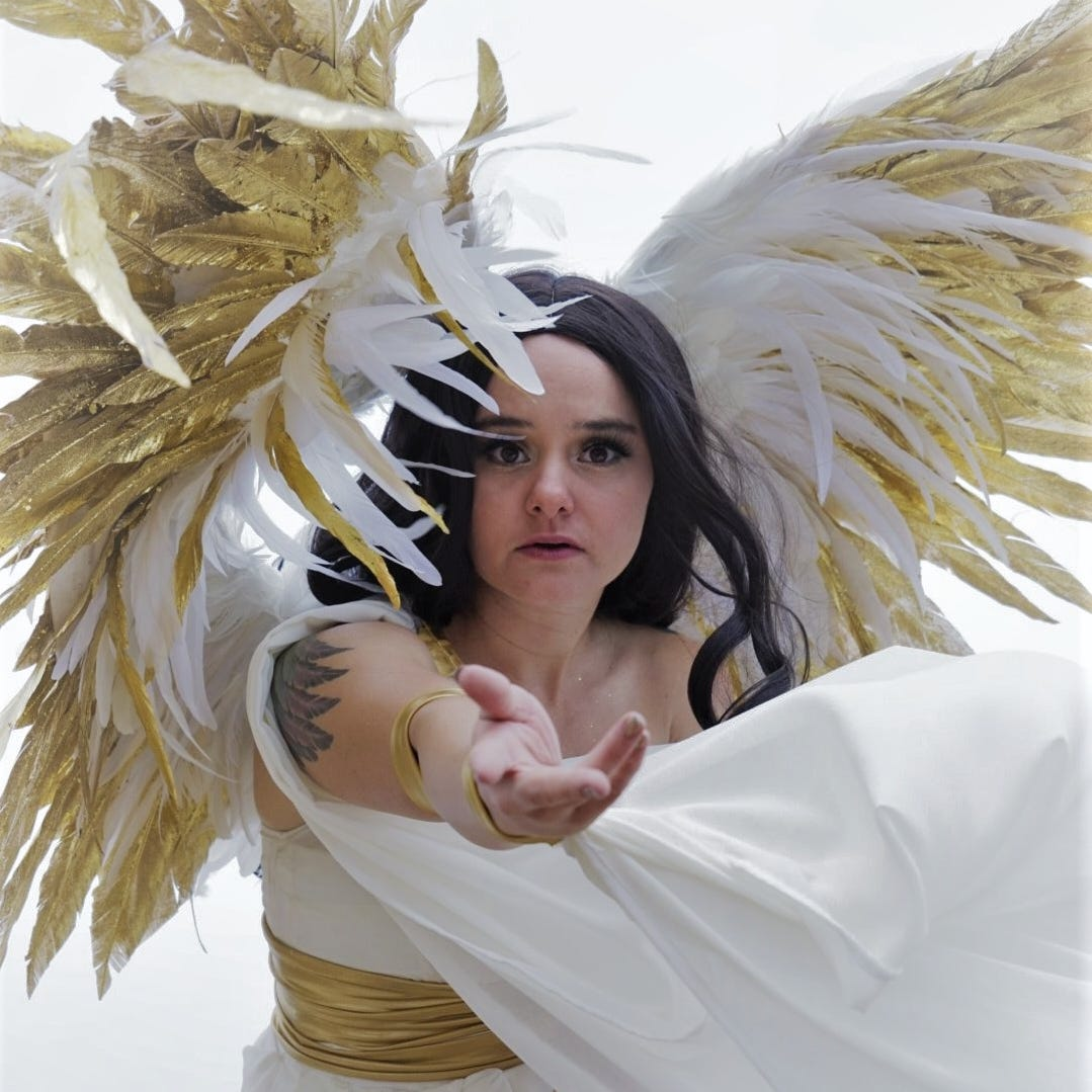 Meet the Arizona artist who gives cosplayers wings – literally