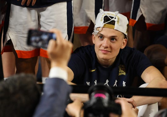 Could Virginia Cavaliers guard Kyle Guy be a good fit on the Phoenix Suns?