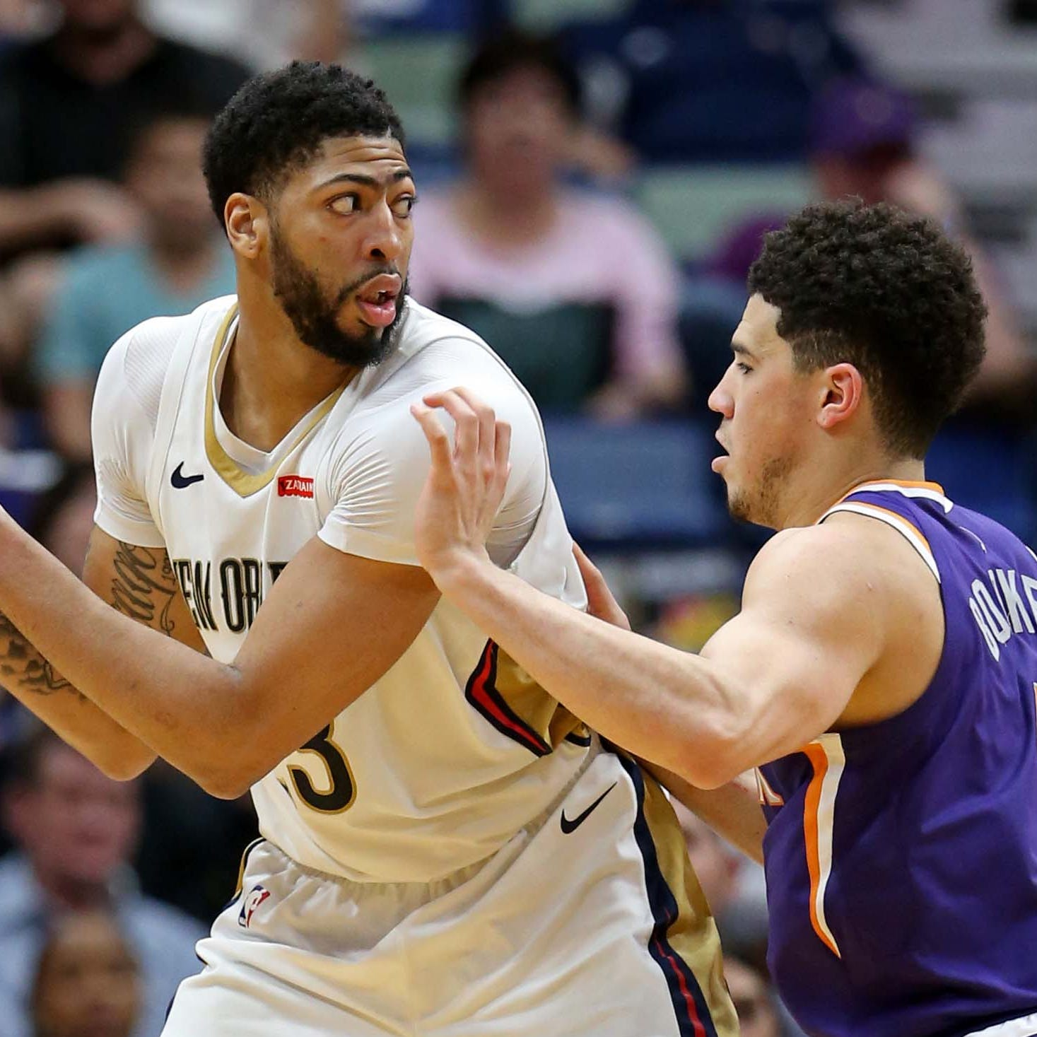 Anthony Davis trade rumors: Phoenix Suns in chatter for New Orleans Pelicans superstar