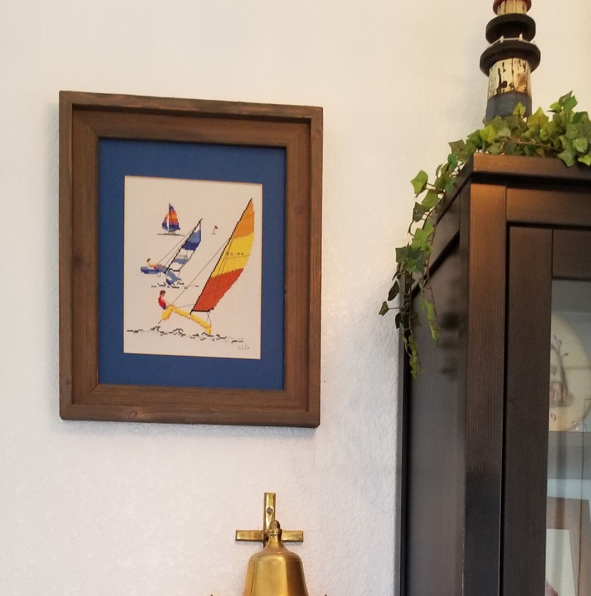 Cool Home: Couple's Peoria home is an ode to sailing. Take a peek inside