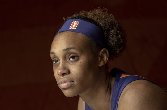 Brianna Turner was selected with the No. 11 overall pick in the 2019 WNBA Draft by the Phoenix Mercury.