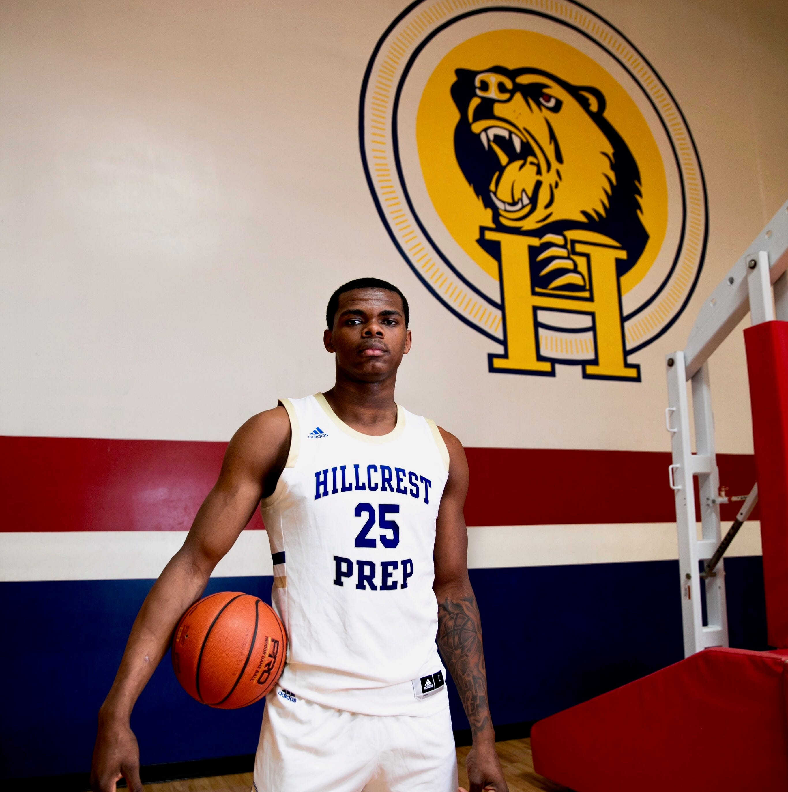 Hillcrest Prep could be grooming another No.1 NBA draft pick in Michael Foster