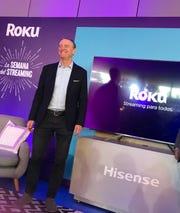Matthew Anderson, director de Marketing de Roku, informó que incorporan HBO a través de Cinépolis KL.