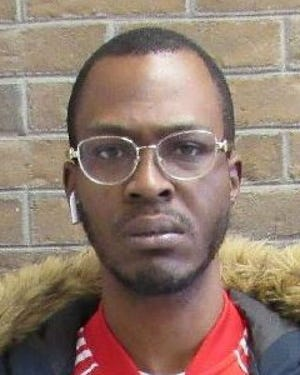 Michael Johnson, 29, of the City of Poughkeepsie.