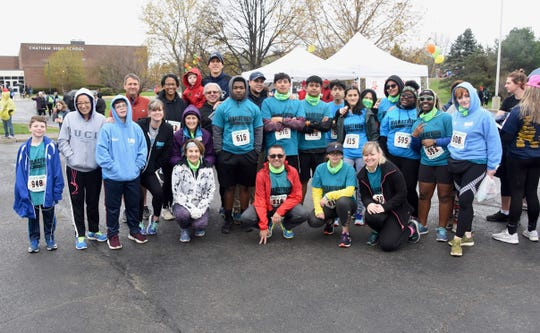 The Marathon Project has introduced school-age kids to running in a positive manner.
