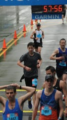 John Amenta, a 16-year-old from Fishkill, recently completed Broad Street 10-mile race in Philadelphia, placing 127th out of close to 35,000 runners.
