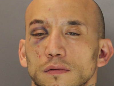 Sergio Martinez, arrested for retail theft and conspiracy to commit retail theft.