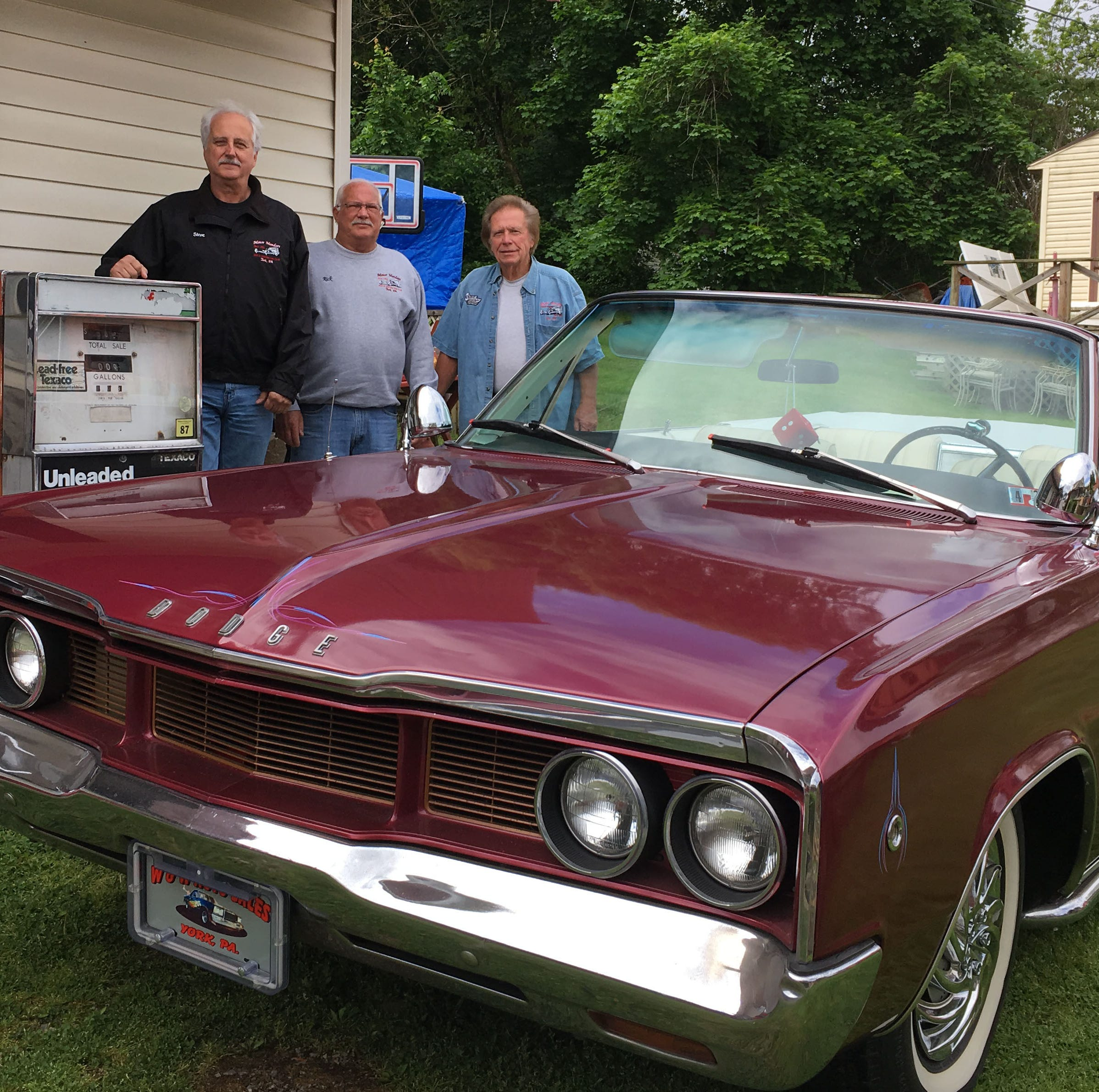 Rod & custom car club driven to help others