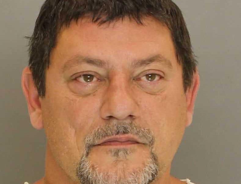 John Smith Sr., arrested for DUI.