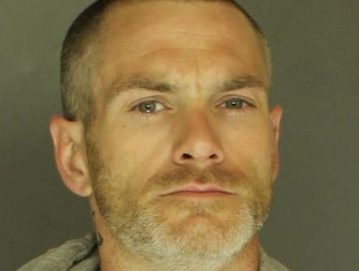 Donald Englehart, arrested for retail theft.