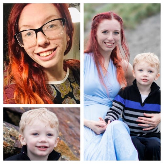 "The bodies of Karissa Alyn Fretwell, 25, of Salem, and her 3-year-old son, William ""Billy"" Fretwell, were found Saturday, June 15, in a rural wooded area about 10 miles west of Yamhill, Ore."