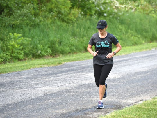 Greenville's Sandy Powell has run races in the Netherlands, the Czech Republic, Austria and Taiwan.