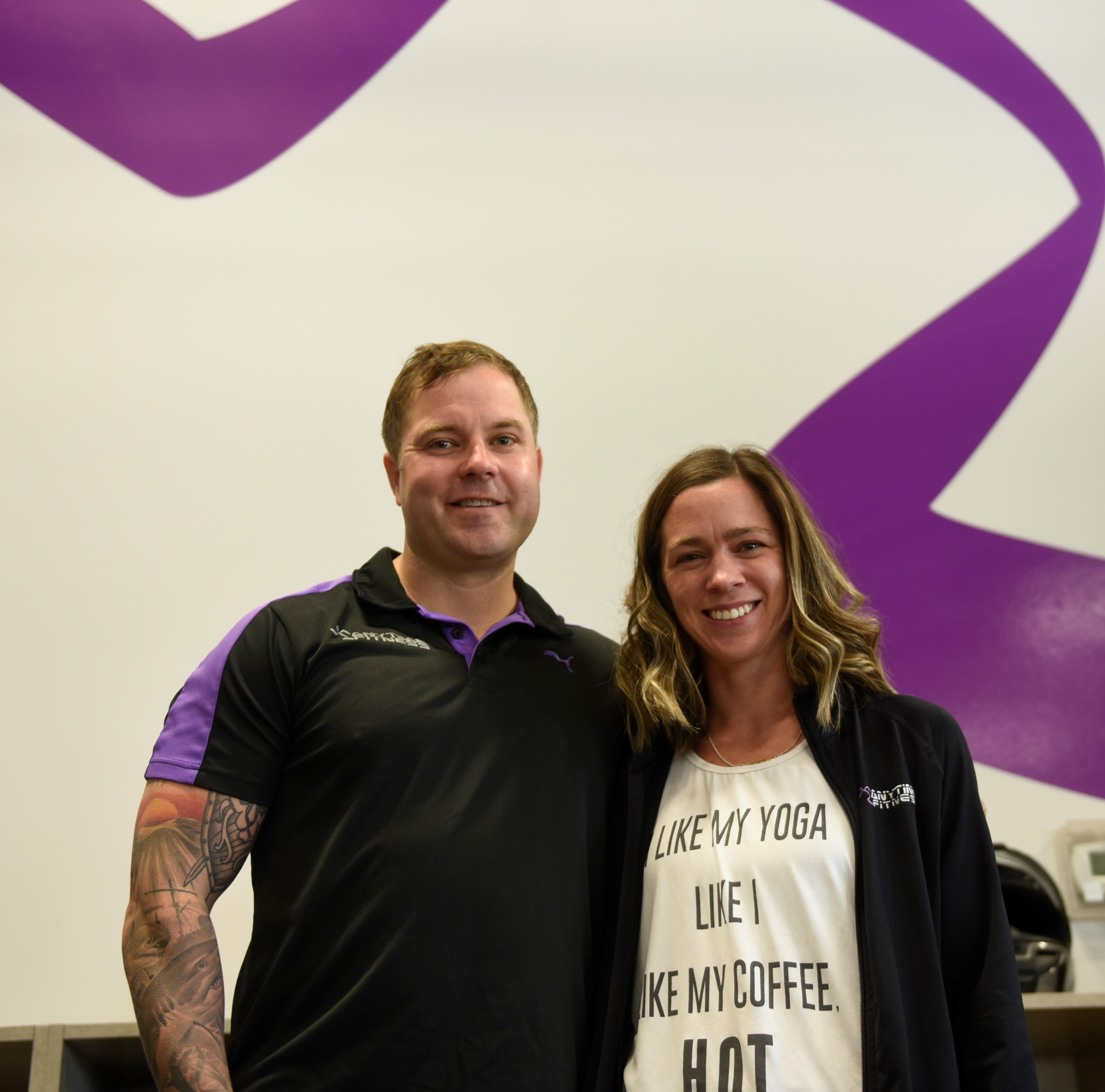 Anytime Fitness, hot yoga coming to Sartell this summer