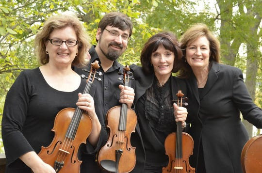 The St. Cloud String Quartet will performfrom 9:30-11:30 a.m. May 25 at Jules' Bistro.
