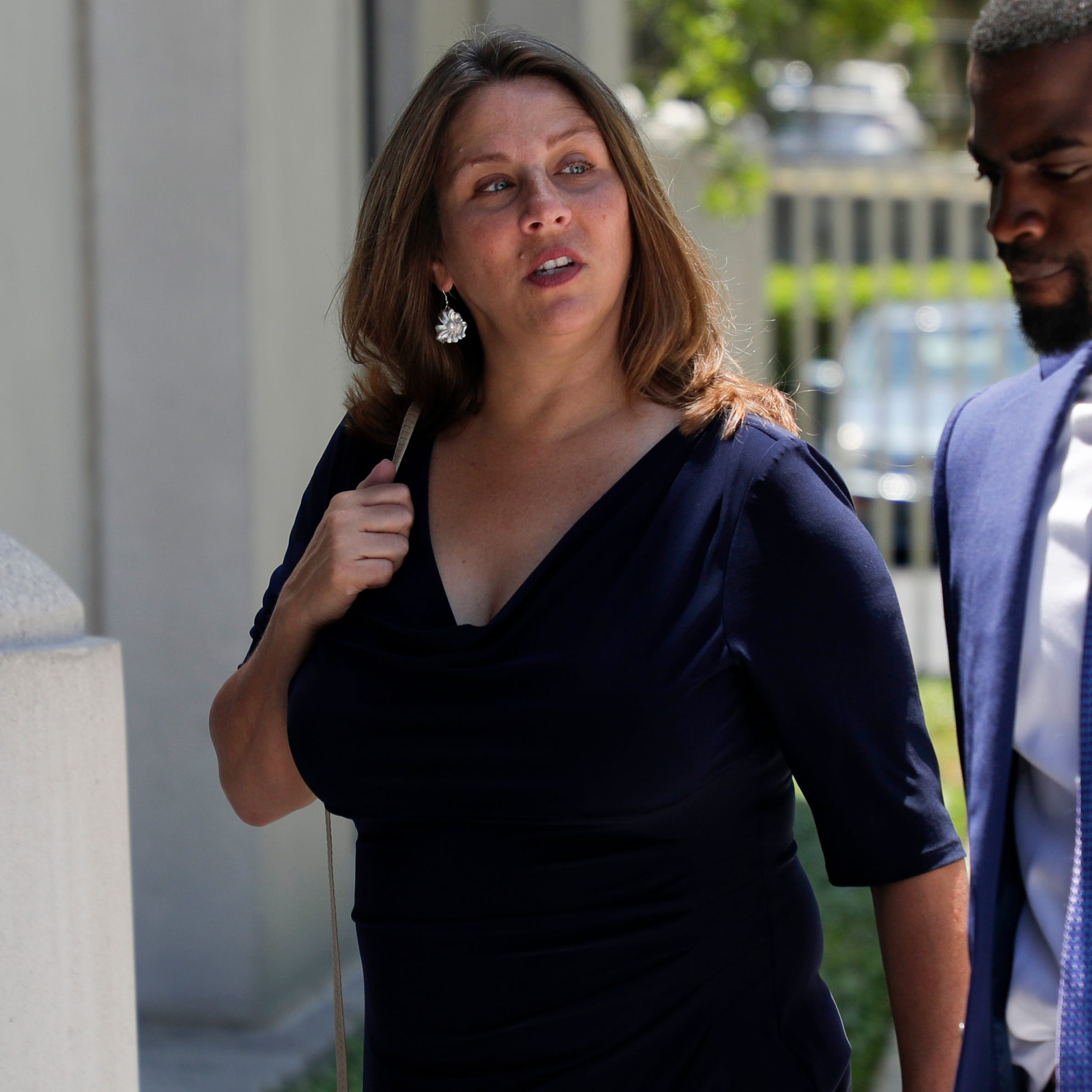 Carter-Smith's lawyer in corruption case wants to withdraw because she can't pay fees