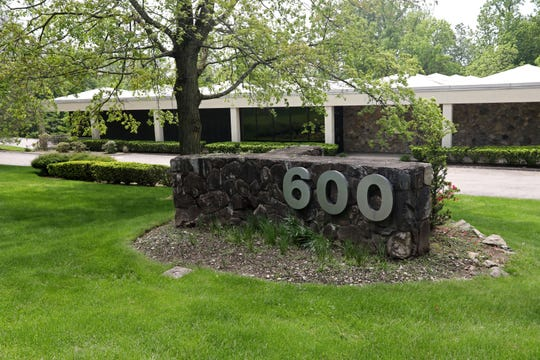 600 Albany Post Road, a former Sony facility, May 20, 2019 in Briarcliff Manor.