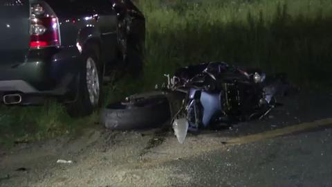 Police identify Newark man killed in weekend motorcycle crash