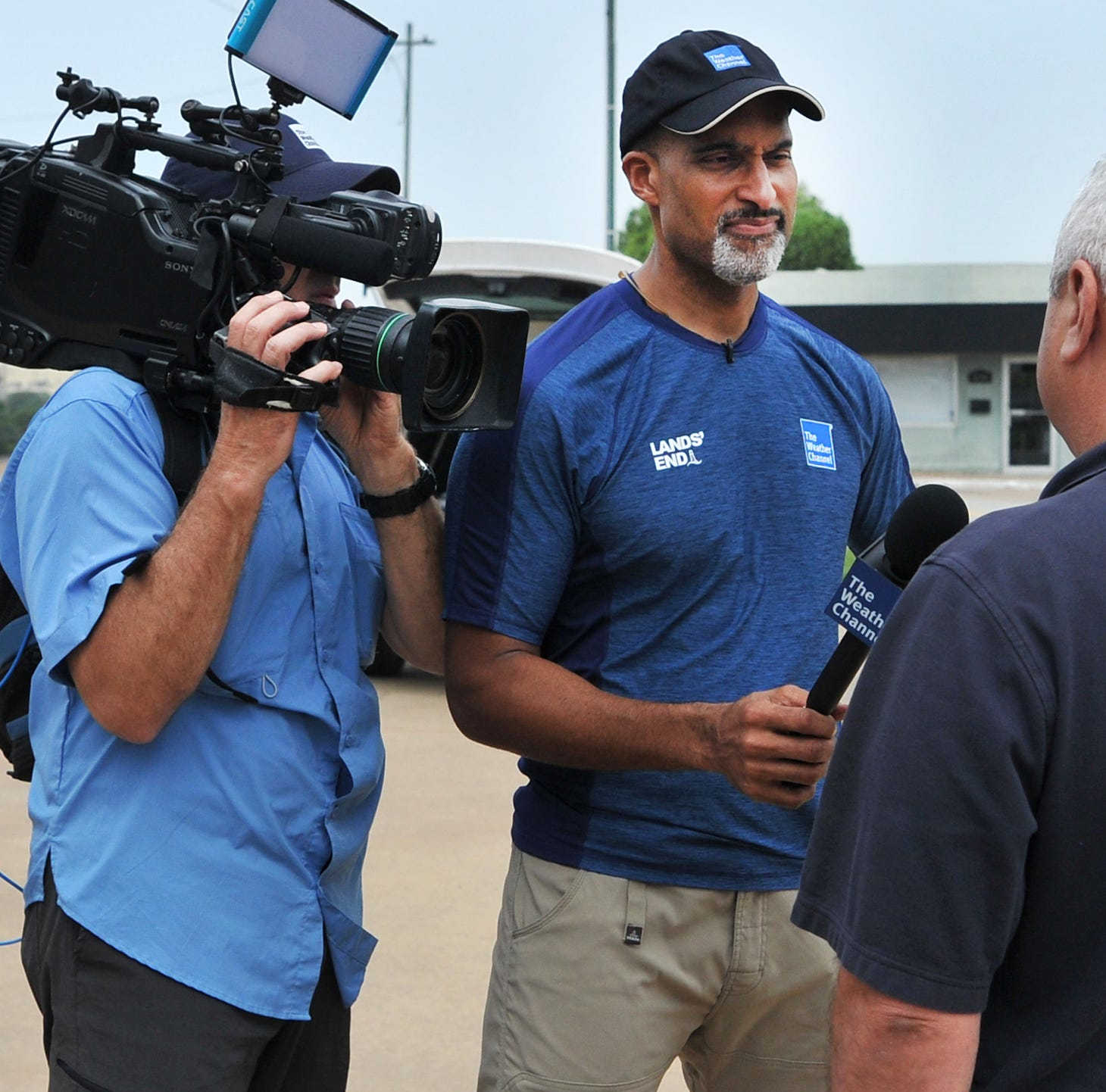Storms bring more rain than twisters to Wichita Falls
