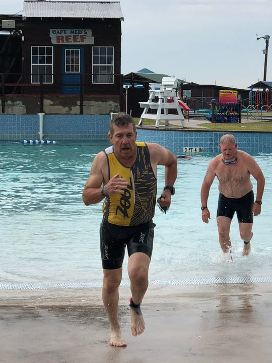 The Endurance House Sprint Triathlon will run from 6 a.m. to noon Saturday, June 1 at the Castaway Cove Waterpark. For adults, the distances will be a 400 yard/meter swim, 12 mile bike ride and 5K run, and children and young teens will do shorter distances.