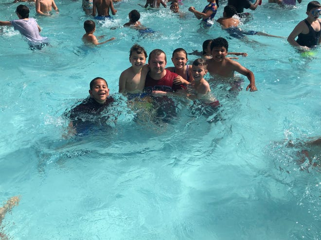 Camp Fire North Texas opened its new Harrell Park Pool in 2018.  The pool opens with a free 1 to 7 p.m. Memorial Day Splash on Saturday and will also be open that holiday weekend on Sunday and Monday. Regular hours are from 1 to 7 p.m. six days of the week except for Mondays when it is closed.
